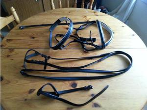 Brand New Pony Head Bridle Never Used in Swansea