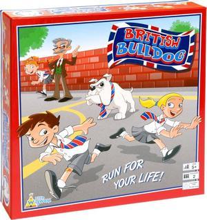 British Bulldog - Family Board Game by Little Wigwam - HALF