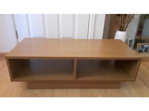 Coffee table and side table oak effect in Waterlooville