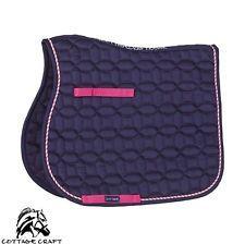 Cottage Craft Electra saddle cloth BNWT full size