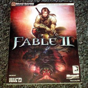 Fable II. Xbox 360: Official Strategy Guide book