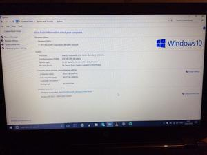 HP Laptop, Intel Pentium, 4GB RAM, 1TB, 13.