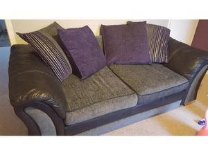Large 2 seater sofa in Gosport