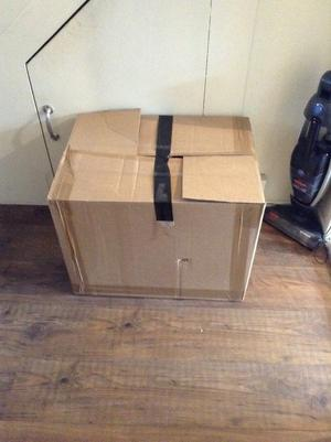Large box of new items job lot