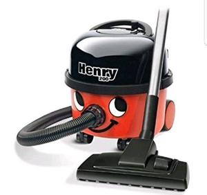 NUMATIC Henry Vaccum Cleaner HVR200 - Almost new!