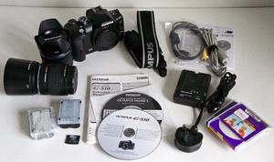 Olympus EMp DSLR camera outfit