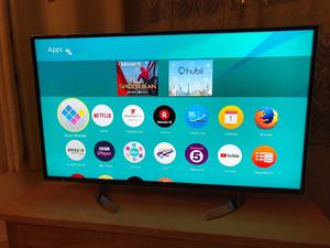 Panasonic 40 inch 4K ultra Hd smart led tv. Excellent condition. £250 NO OFFERS.CAN DELIVER