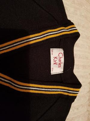 St pancras primary school jumper - 4 years old
