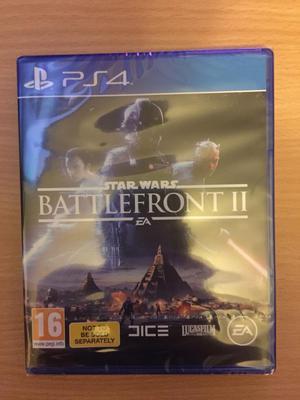 Star Wars Battlefront 2 for PS4 (New/Sealed)