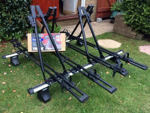 Thule 4 Bike Roof Rack - Collection Only