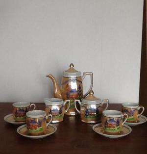Vintage Chinese Coffee Set