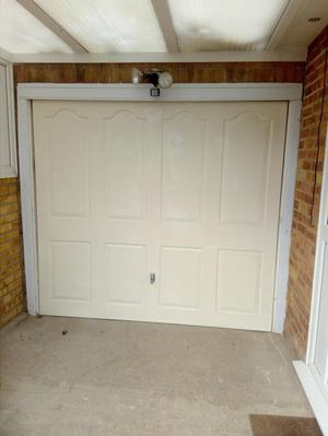 Upvc Garage Doors : Meter edwardian conservatory in white upvc posot class