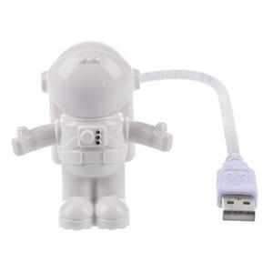 "White LED Night Light ""Astronaut"" USB light SK"