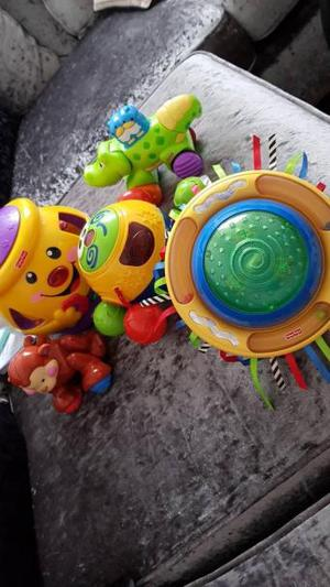 fisher price toy bundle