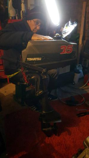 various small outboard engines for sale
