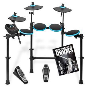 Alesis DM Lite Electronic 5 Piece Drum Kit With Free