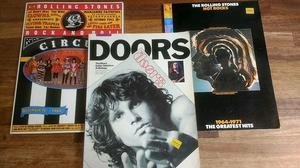 The Rolling Stones Autographed Quotlove Posot Class