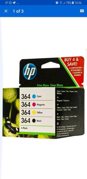Hp 364 ink cartridges