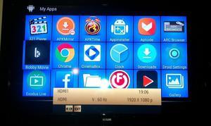 LUXOR 46CCFLT2 Full HD LCD TV FREVIEW 4 xHDMI, 2x SCART, 1x PC (VGA), 2x USB MEDIA PLAYER INPUTS