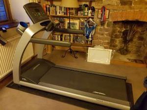 Life fitness T50 running treadmill