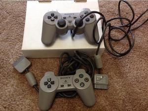 Pair of Sony Playstation Controllers in Portsmouth
