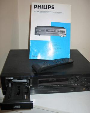 Phillips DCC600 Digital Compact Cassette Recorder