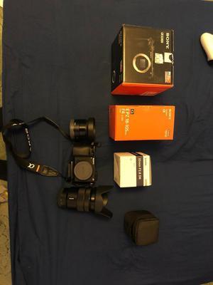 Sony A Lenses