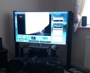 50 inches Panasonic TV in working order (Broken Screen)