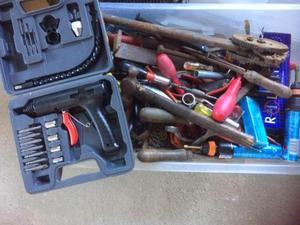 A bundle of used /old tools in varying condition, please SEE