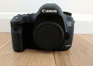 Canon 5D Mark III Body with Kit