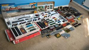 Hornby/Lima Electric Railway Sets & Extras
