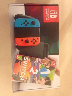 Nintendo Switch & 1 Game
