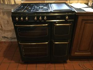 Stoves Newhome double oven