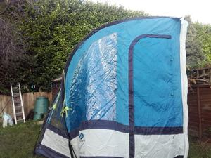 Sunncamp Scenic Plus Fr Porch Awning Posot Class