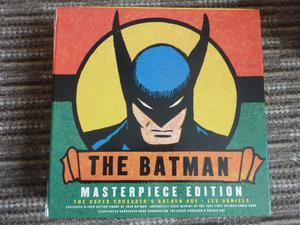 "The Batman Masterpiece Edition - 9"" Figure/Reprint Comic +"