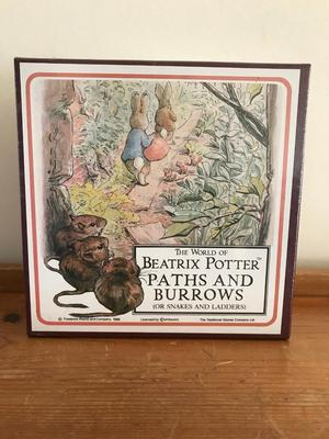 The World of Beatrix Potter Game.