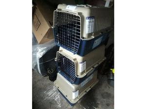 3 x pet crates for small dogs or cats in Camberley