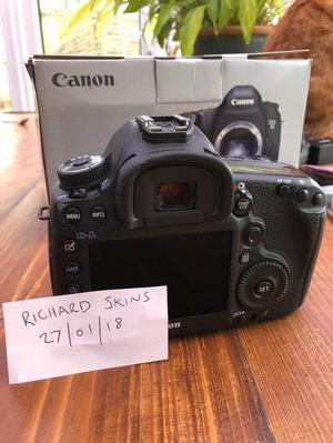Canon 5d mark iii body for sale