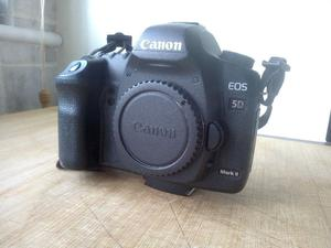Canon 5d mkii + Batteries + CF Cards
