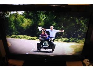 Large 32inch Bush TV. As New. 220v 60hz LCD Screen. in Wells