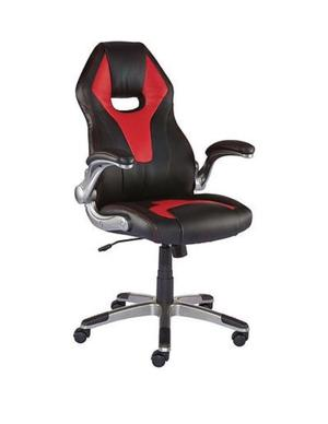 BRAND NEW OFFICE CHAIR RED/BLACK