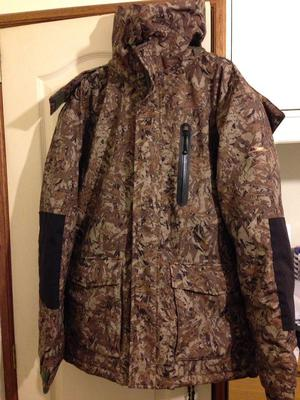 Fishing jacket and trousers NEW