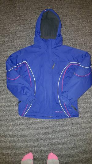 Girls ski jacket age