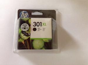 HP Black Ink Cartridge 301XL- brand new, unopened.