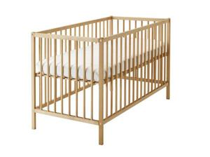 IKEA Cot/Cot Bed - Good condition £25 in Swansea