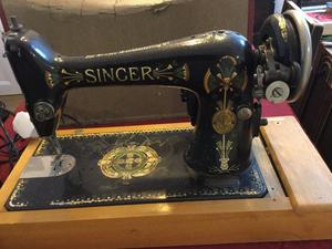Singer electric sewing machine with foot pedal