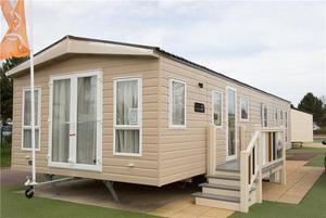 TOP OF THE RANGE HOLIDAY HOME FOR SALE IN MABLETHORPE
