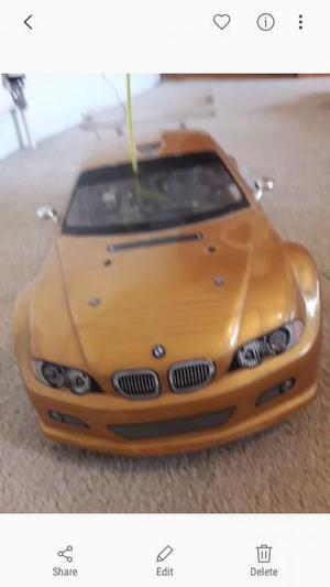 BMW M3 REMOTE CONTROL CAR