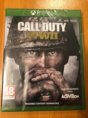 Call Of Duty WWII Xbox1