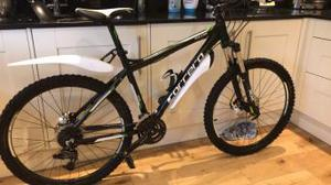 Carrera Vulcan Mountain Bike As New Condition
